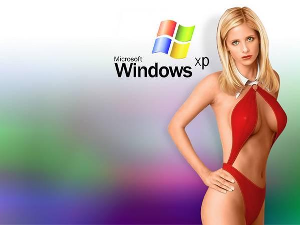 Эротические скринсейверы для windows xp